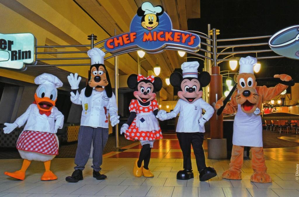 ChefMickeys